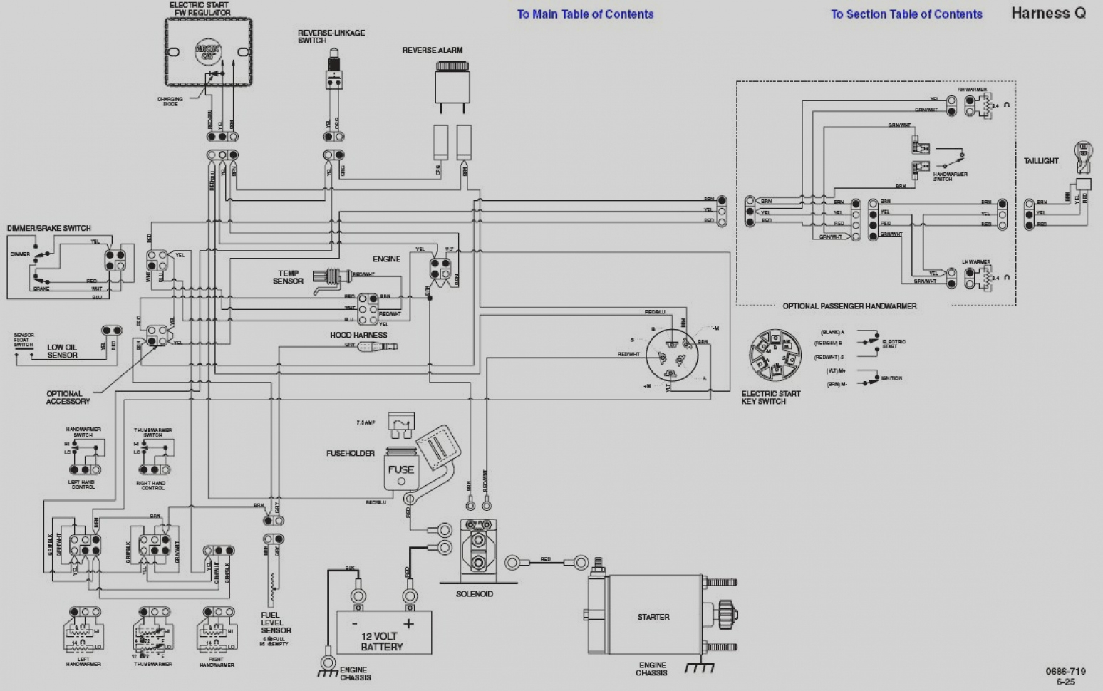In Dash Winch Switch Wiring Diagram