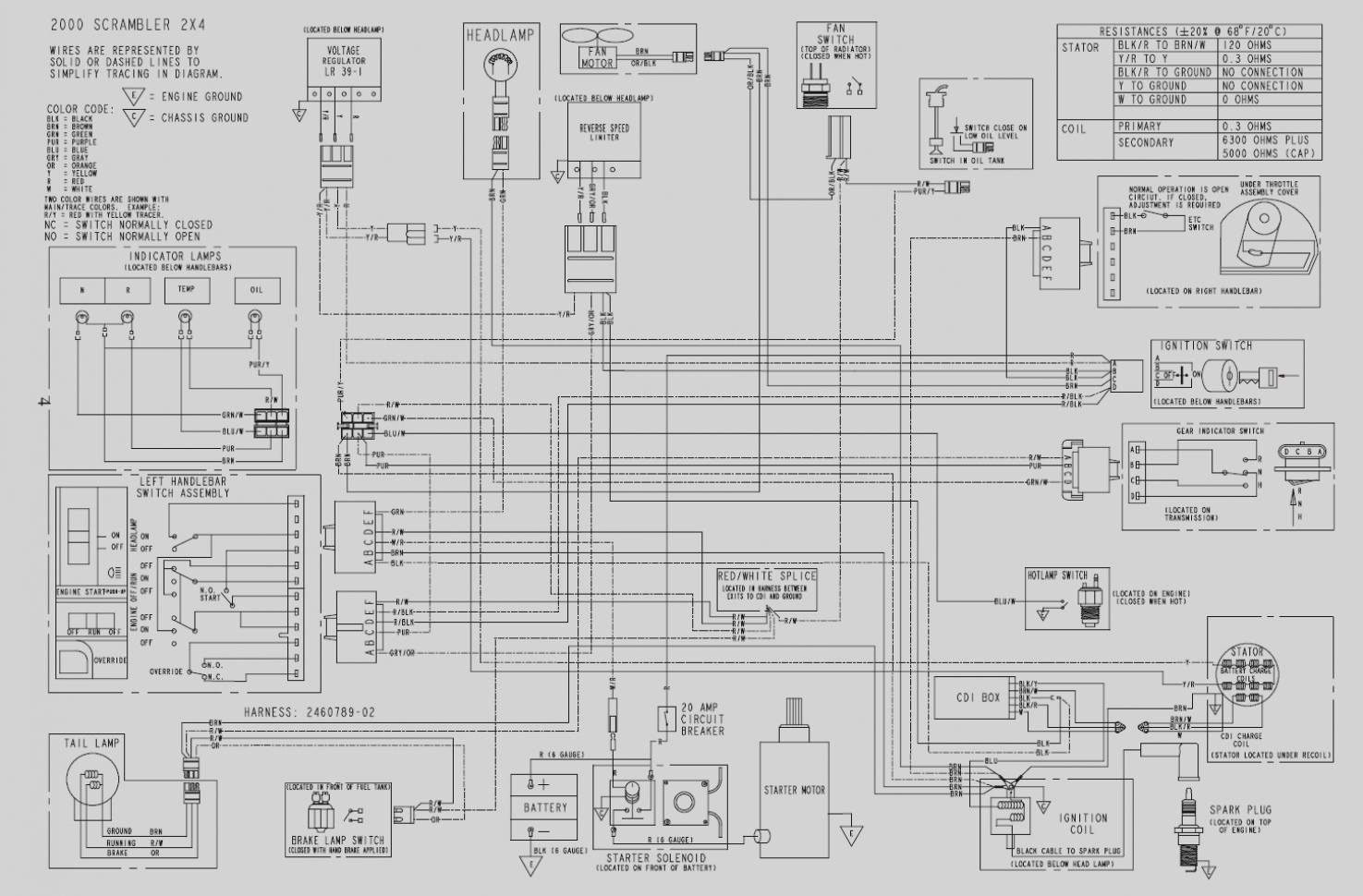 Buyers Salt Spreader Controller Wiring Diagram