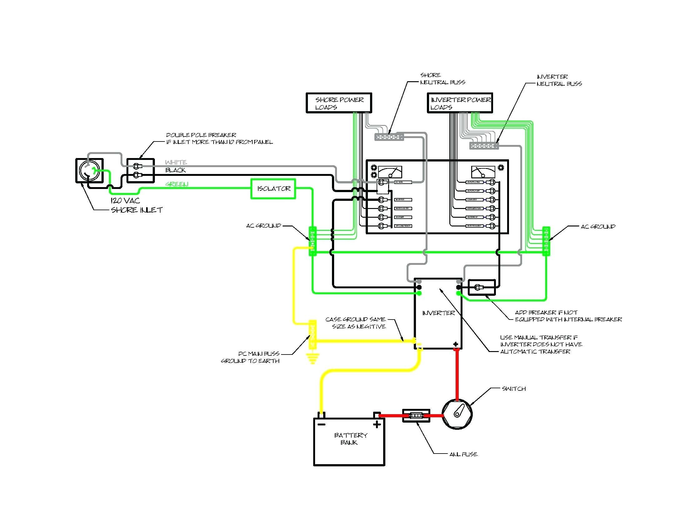 Dc Receptacle Schematic