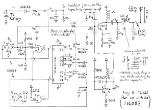 Powerstat Variable Autotransformer Wiring Diagram | Free