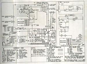 Rheem Air Handler Wiring Schematic | Free Wiring Diagram