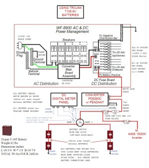 Rv Battery Disconnect Switch Wiring Diagram | Free Wiring