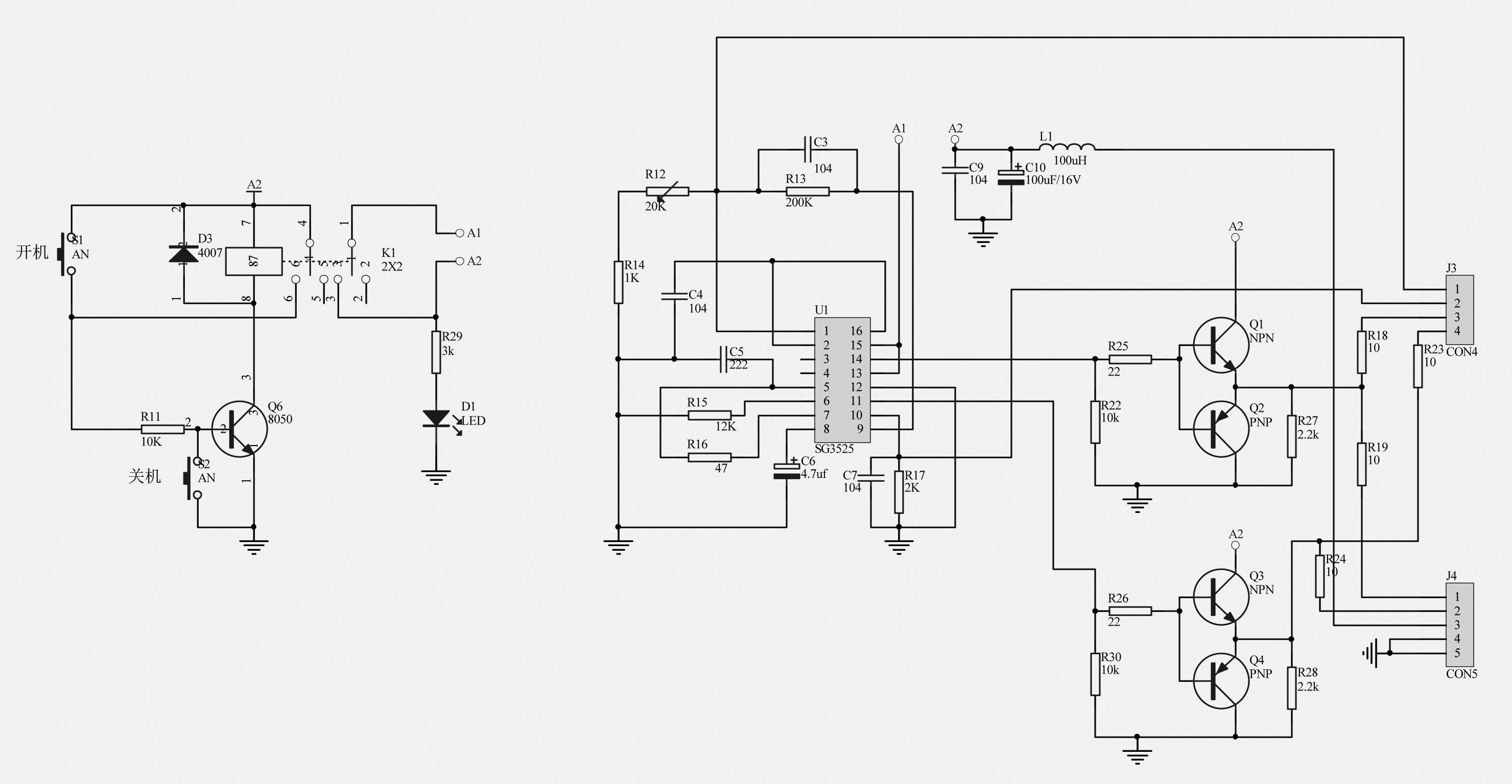 Rv Converter Wiring Schematic