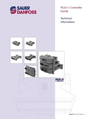 Sauer Danfoss Joystick Wiring Diagram | Free Wiring Diagram
