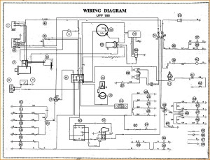 Simple Race Car Wiring Schematic | Free Wiring Diagram