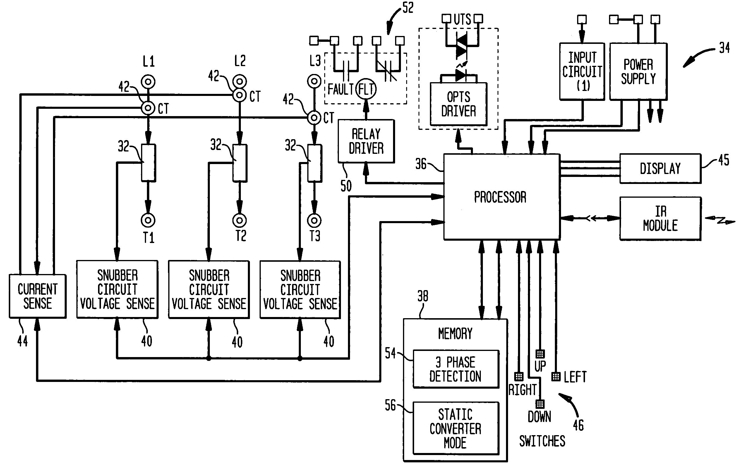 Soft Starter Wiring Diagram