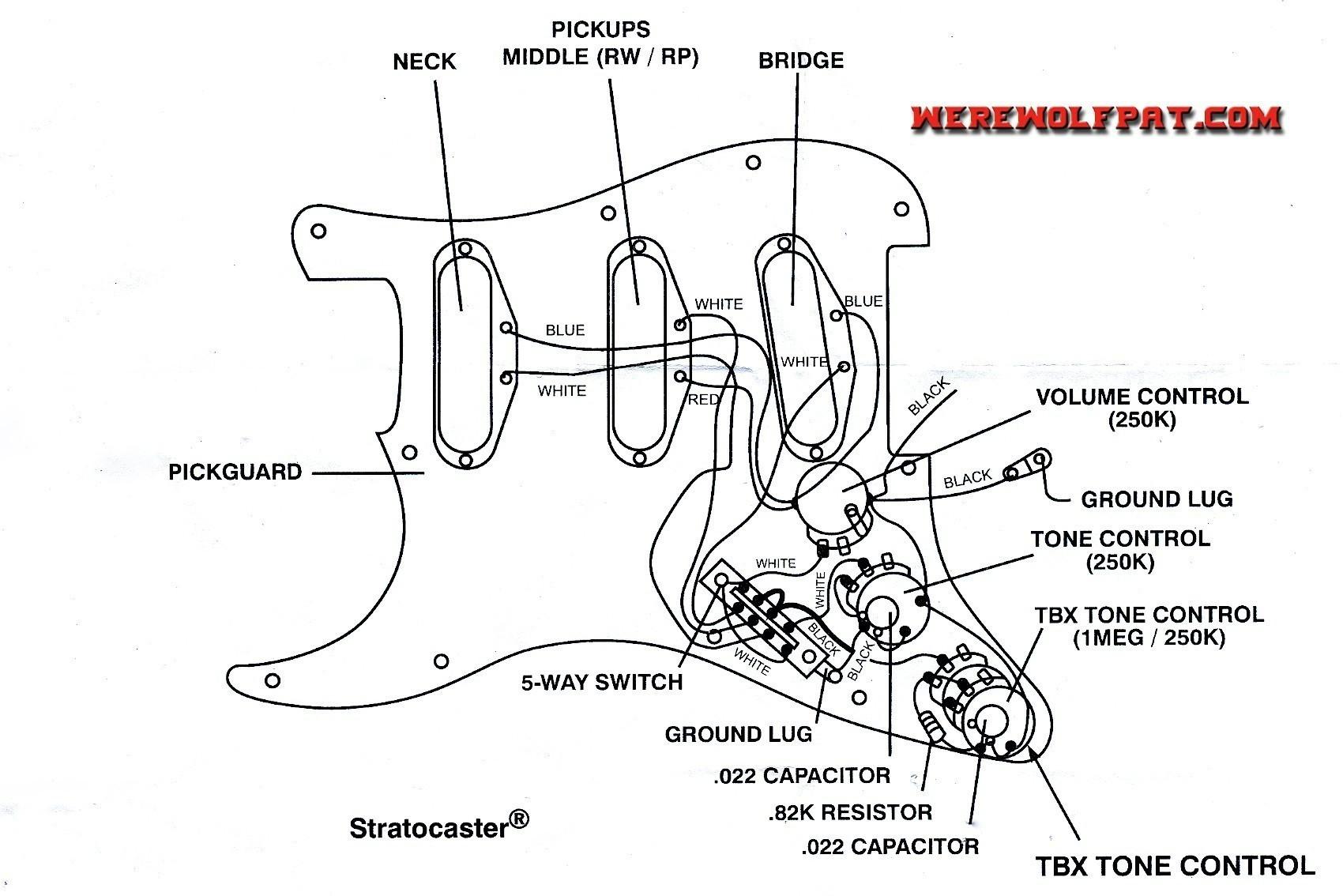 Strat Wiring Diagram 5 Way Switch