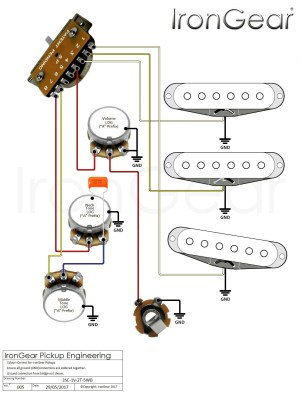 Stratocaster Wiring Diagram 5 Way Switch | Free Wiring Diagram