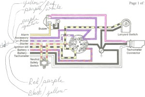Suzuki Outboard Tachometer Wiring Diagram | Free Wiring