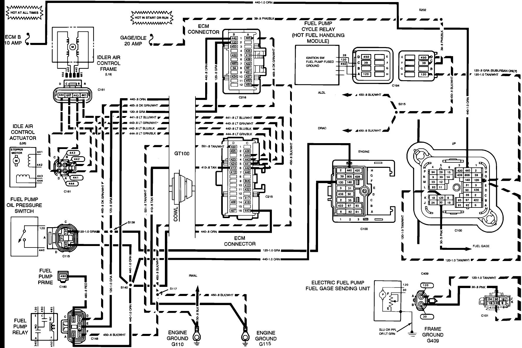 Tiffin Motorhome Wiring Diagram
