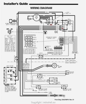 Trane Furnace Wiring Diagram | Free Wiring Diagram