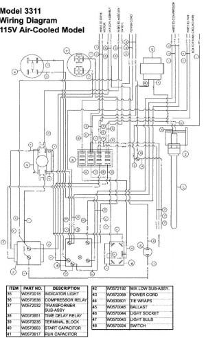 True Gdm 72f Wiring Diagram | Free Wiring Diagram