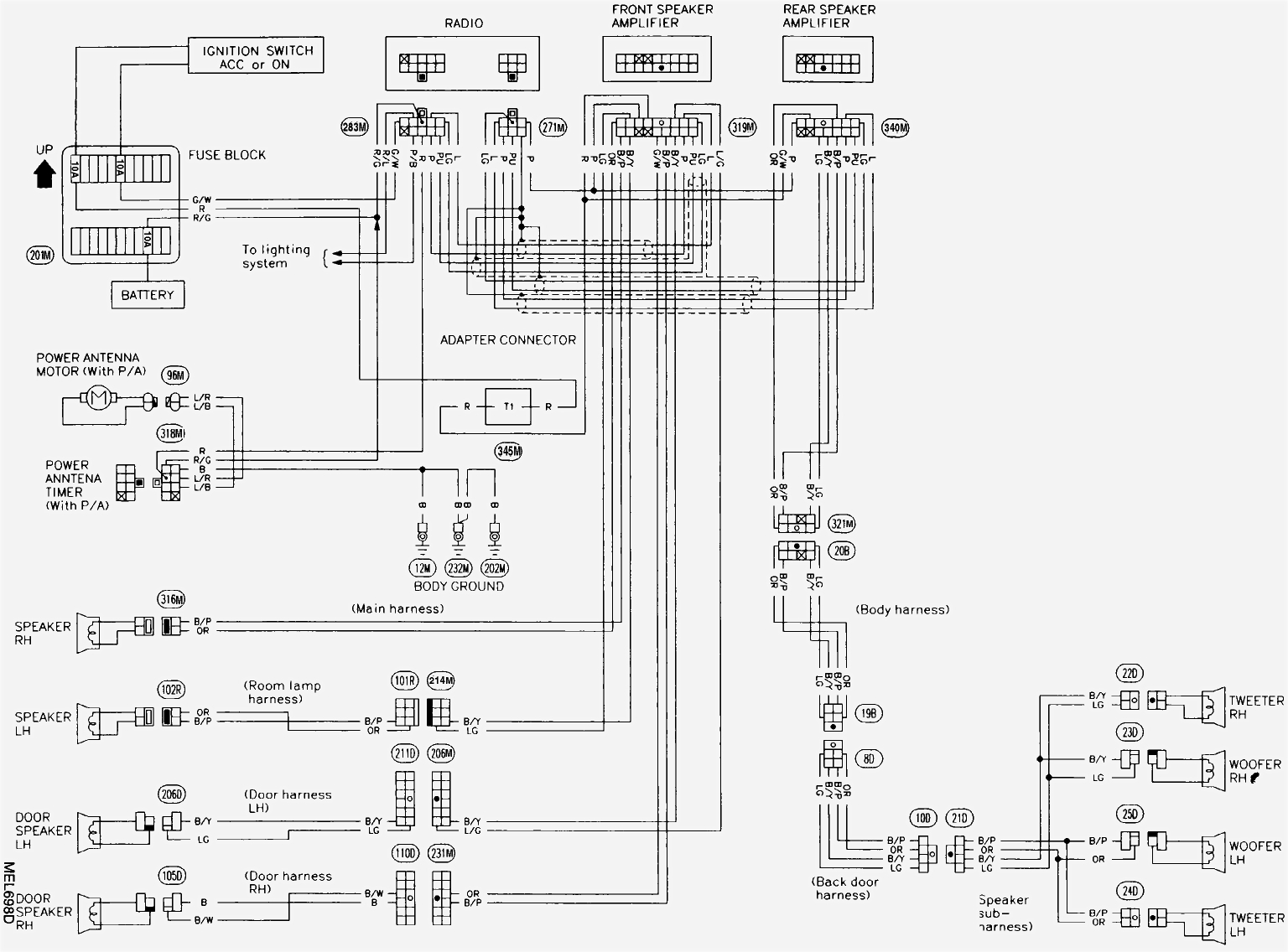True T 72f Wiring Diagram