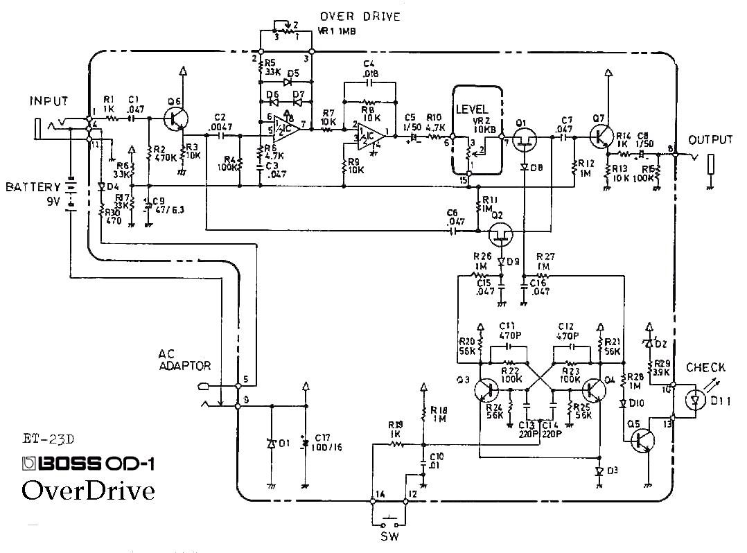 V F Wiring Diagram