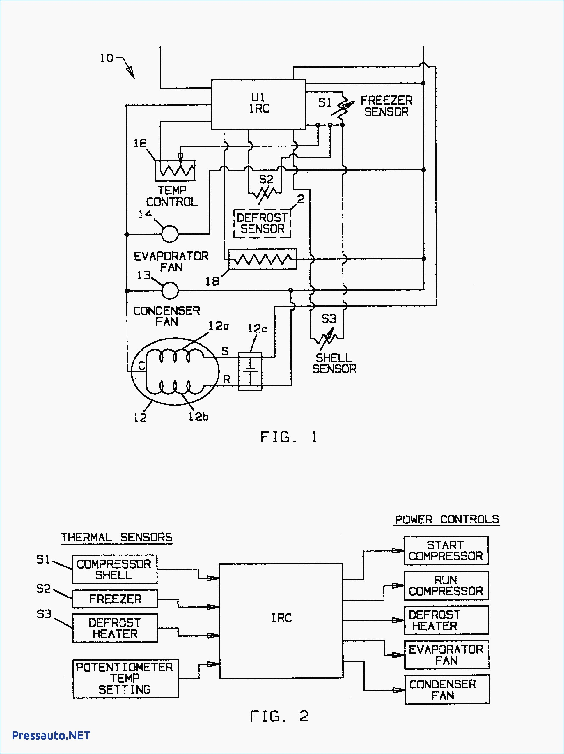 Walk In Cooler Electrical Wiring Diagram