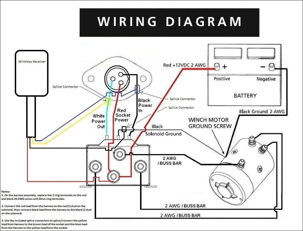 Warn Winch Wiring Schematic