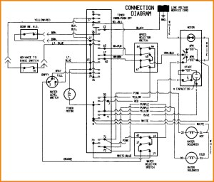 Washing Machine Wiring Diagram and Schematics | Free