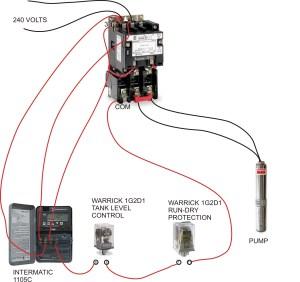 Water Pump Pressure Switch Wiring Diagram | Free Wiring