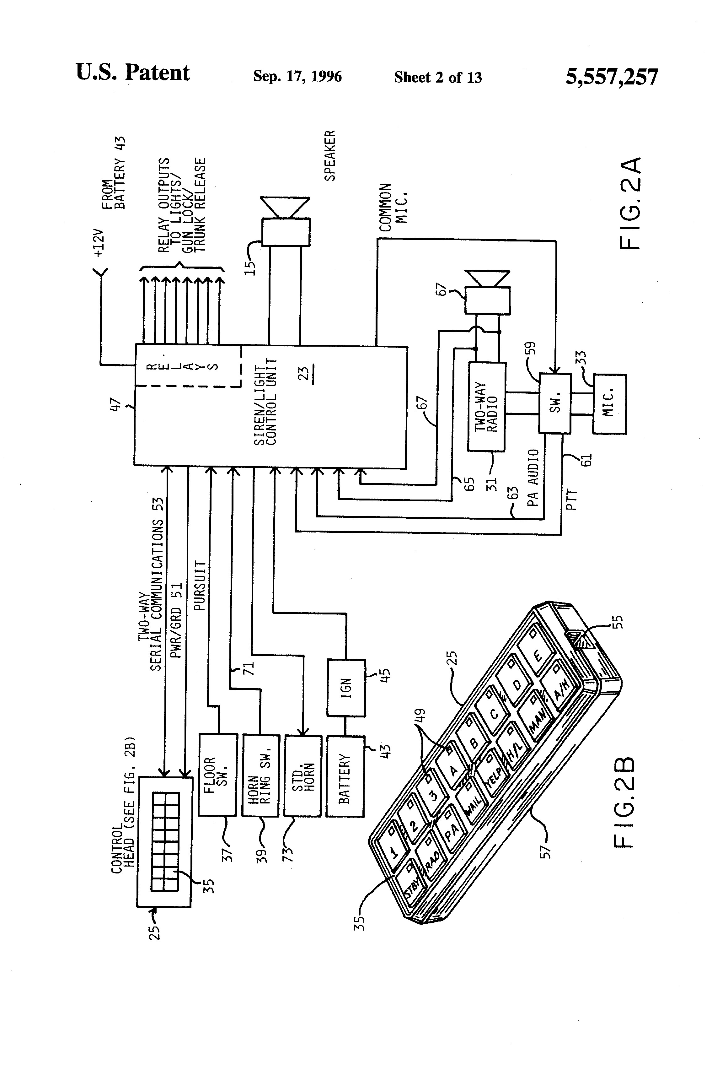 Whelen Siren Wiring Diagram