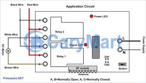 Winch Wireless Remote Control Wiring Diagram | Free Wiring Diagram