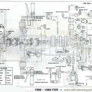 Wiring Diagram for Harley Davidson softail | Free Wiring