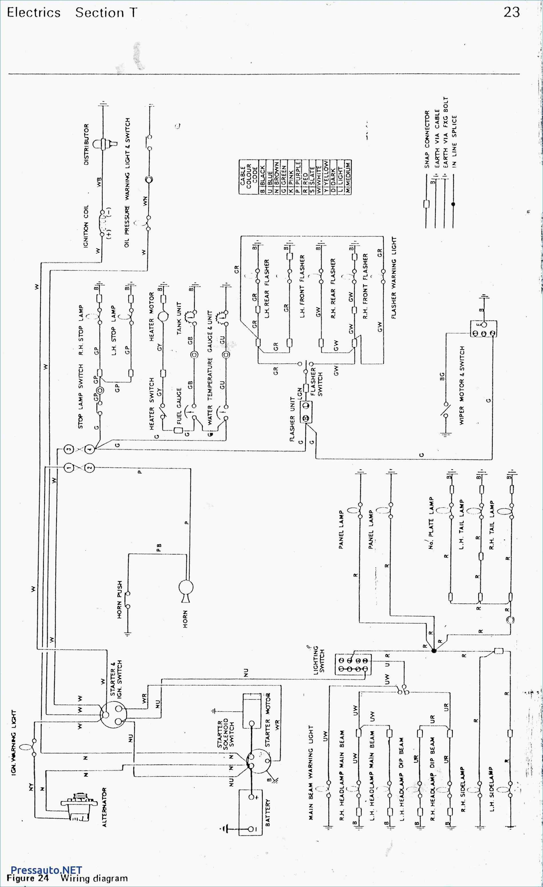 Yale Hoist Wiring Diagram