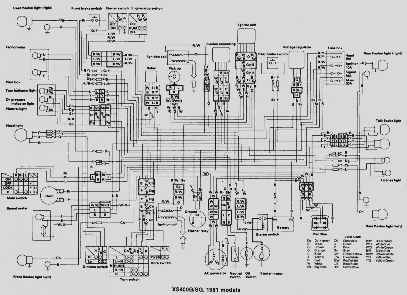 Yamaha Tt500 Wiring Diagram Imageresizertool