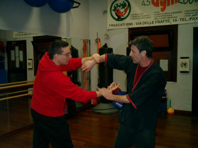 Lezioni private con Stefano Lucaferri a Marino - 2005