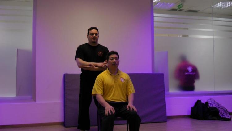 Kenneth Lin Xiang Fuk e Riccardo Di Vito