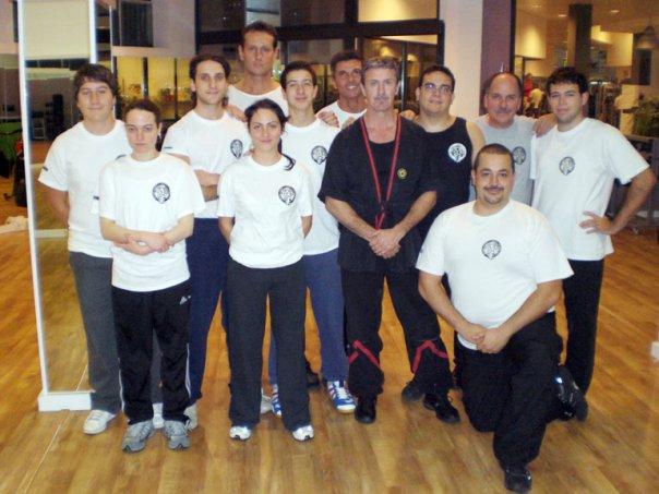 Seminario di Stefano Lucaferri a Conca D'Oro - 2008