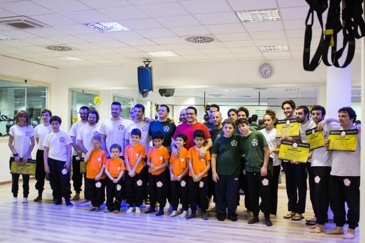 Wing Chun Roma 21/12/2013