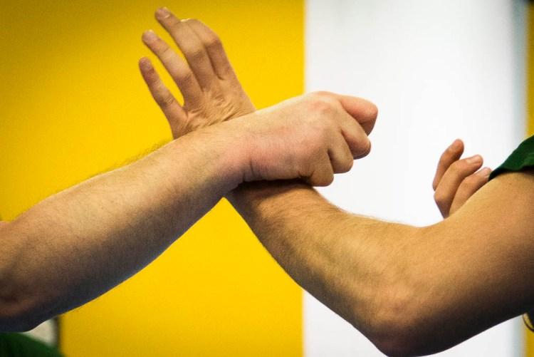 praticare Wing Chun per perdere