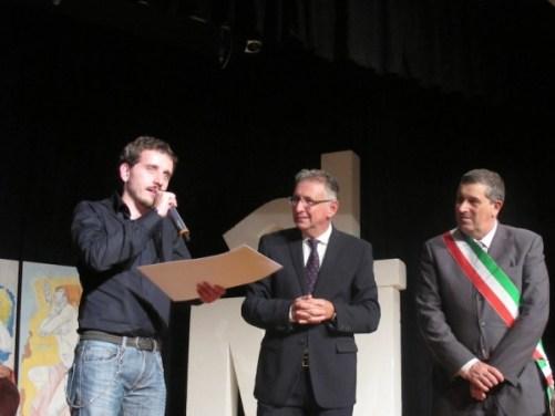 """""""A viso coperto"""" vince il XXVII Premio Massarosa come miglior opera prima."""