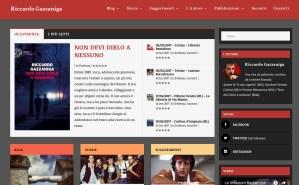 Riccardo Gazzaniga Blog