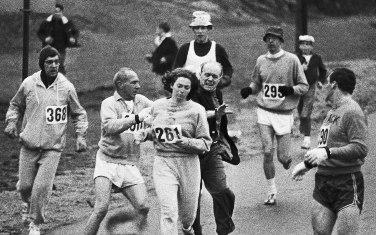 Senza paura – Storia di Kathrine Switzer, che non si lasciò fermare