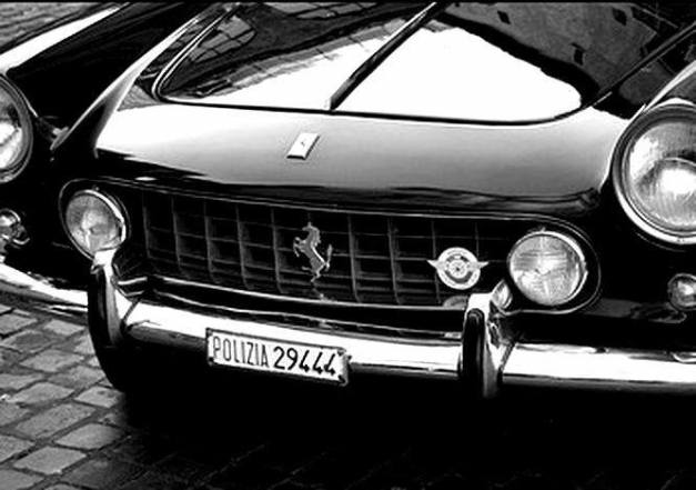 Il poliziotto in Ferrari – Storia del Brigadiere Spatafora e di una pattuglia mai vista