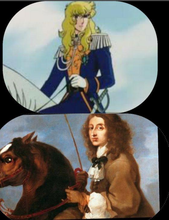 La vera Lady Oscar – Storia di Cristina di Svezia