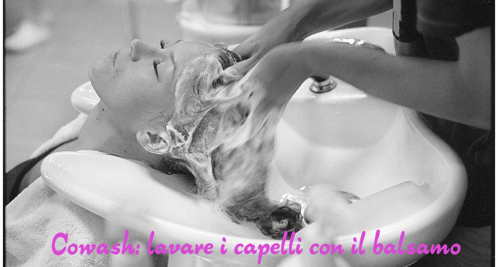 Non solo ricci: Il cowash per il lavaggio alternativo dei capelli ricci