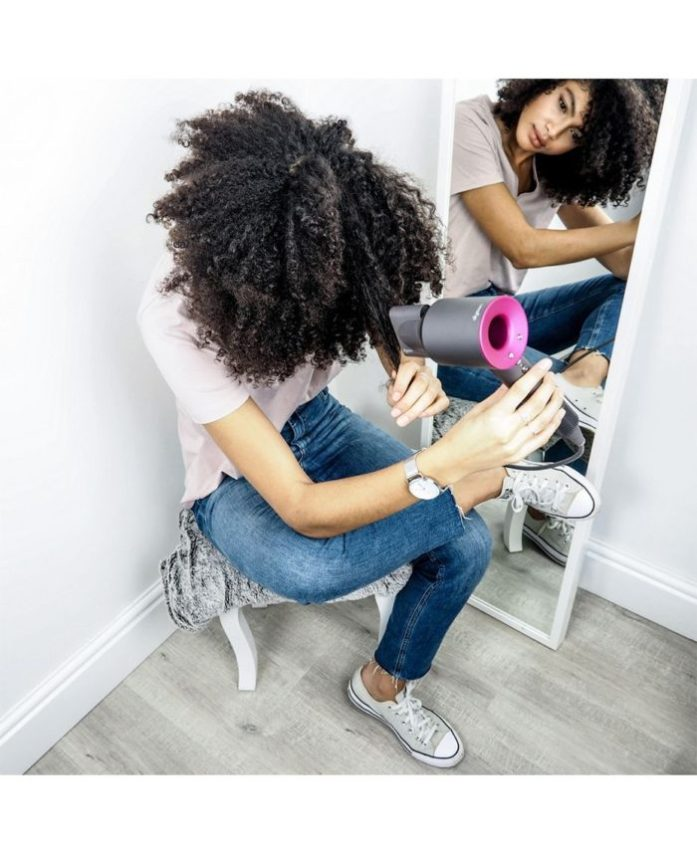 Asciugacapelli Dyson per capelli ricci - Ricciomatto