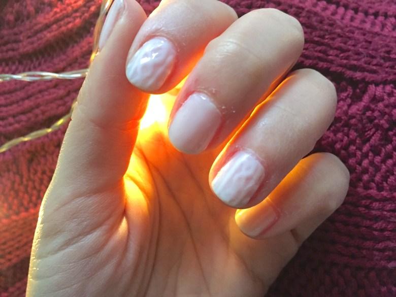 Tricot Nail Art