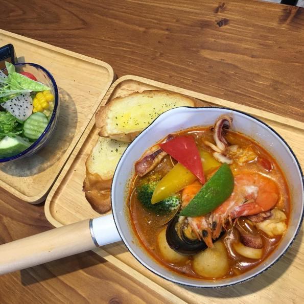 咖萃cafe' con leche 13 Travel of Rice 小米遊記