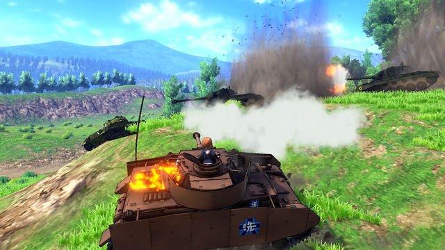 Bandai Acquire Girls Und Panzer Animation Studio Rice Digital