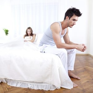 Husband and Wife Fight Over an Affair