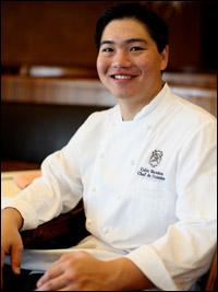 Chef Colin Hazama