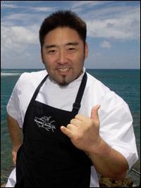 Chef Grant Kawasaki