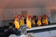 Mongolian Dance Performance Glasgow Mela 2017