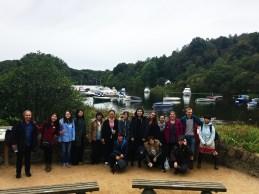 Ricefield Volunteers at Loch Lomond