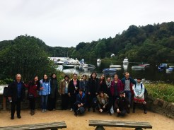 Ricefield Volunteers at Loch Lomond