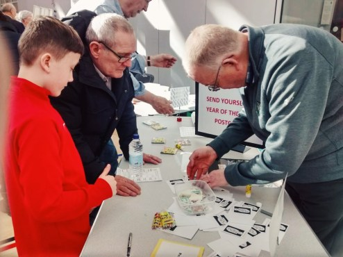 CNY Stamp Workshop