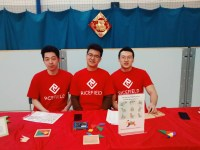 Tangram Volunteer Team